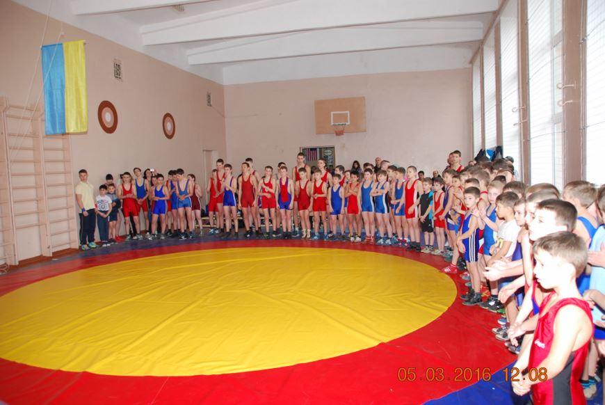турнір з греко-римської боротьби 7