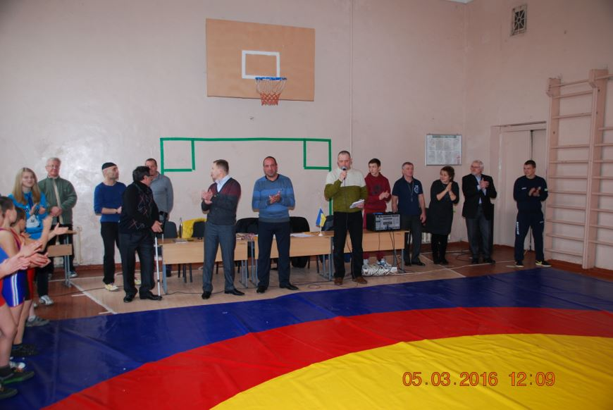 турнір з греко-римської боротьби 8