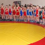 Спортивний зал СШІТ прийняв обласну юнацьку першість з греко-римської боротьби [ФОТО]
