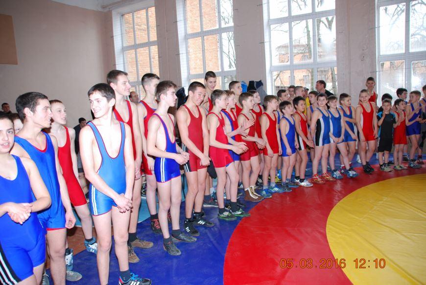 турнір з греко-римської боротьби 9