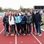 Легкоатлетична команда школярів повернулась із Черкас з бронзою [ФОТО]