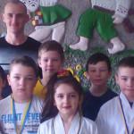 Юні тхеквондисти привезли вісім медалей з чемпіонату України