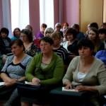 Фахівці пенсійного фонду провели семінар для бухгалтерів підприємств
