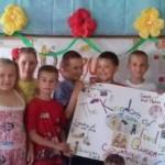 Як проводили літній англійський табір у шостій школі [ФОТОРЕПОРТАЖ]