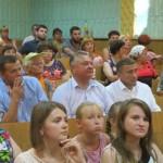 Воїни АТО Гладківщини та Бубнівської Слобідки отримали відзнаки до Дня Конституції