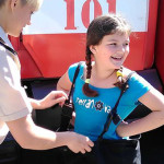 Дітвора третьої школи познайомилася із «кухнею» золотоніських рятувальників [ФОТО]