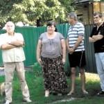 Зустрічі на кварталах: біля стадіону «Колос» встановлять лавочки для відпочинку
