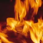 Піщане знову відзначилось пожежею. Збитки цього разу серйозніші [ВІДЕО]