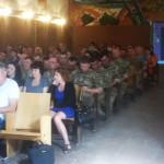 У Золотоноші продовжують процес інтеграції військовослужбовців до життя міста