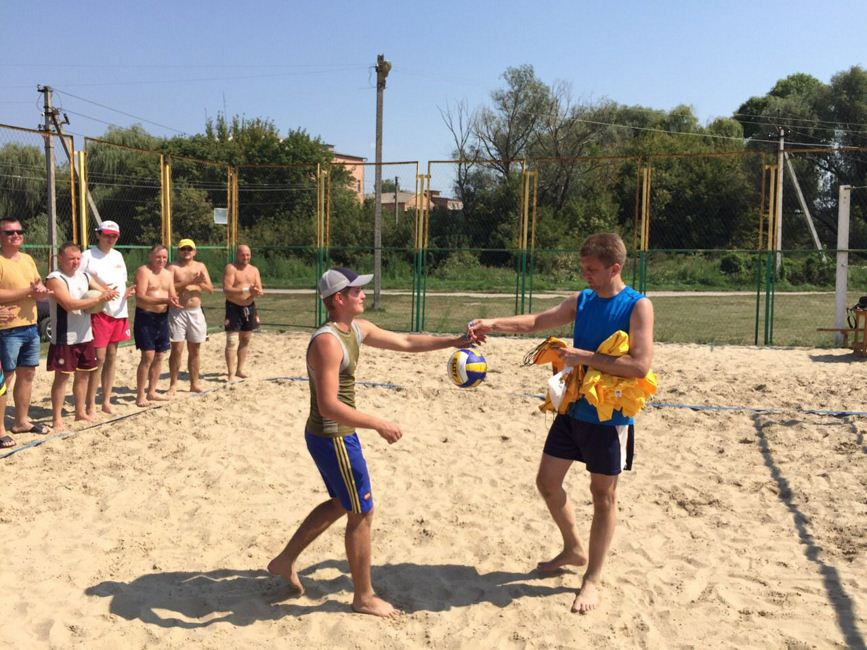 Пляжний волейбол 03