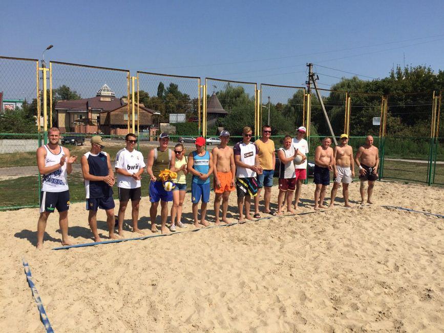 Пляжний волейбол 05