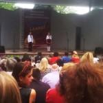 У Золотоноші стартував Всеукраїнський фестиваль патріотичної пісні [ФОТО, ВІДЕО]