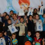 Національний олімпійський комітет надав спортінвентар п'ятій школі [ФОТО]