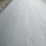 Нещодавно відремонтована дорога у Золотоніському районі перебуває вже у «негативному стані»