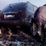 Рятувальники витягли з Дніпра зниклий ще влітку Хюндай із пасажирами [ФОТО, ВІДЕО]
