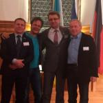 Золотоноша налагоджує співпрацю ще з одним німецьким містом