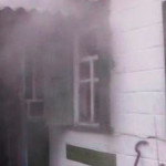 У Зорівці на пожежі загинув чоловік [ФОТО, ВІДЕО]