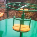 На Низовому провулку відкриють дитячий майданчик [ФОТО]