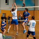 Cтартував відкритий чемпіонат області з волейболу. Золотонісці починають з перемог