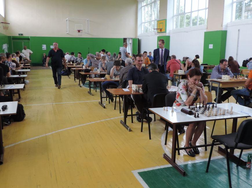 Традиційний Всеукраїнський шаховий турнір пам'яті Ісаака Болеславського