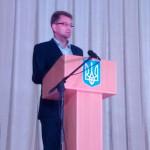 Мер Золотоноші проведе щорічний звіт своєї діяльності. Запрошено народного депутата [ДОКУМЕНТ]