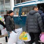 Любов Денисюк » Скарб у гуманітарному вантажі