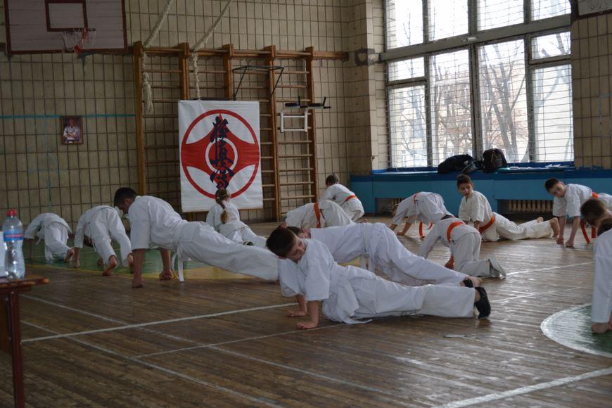 семінар кіокушин карате 11