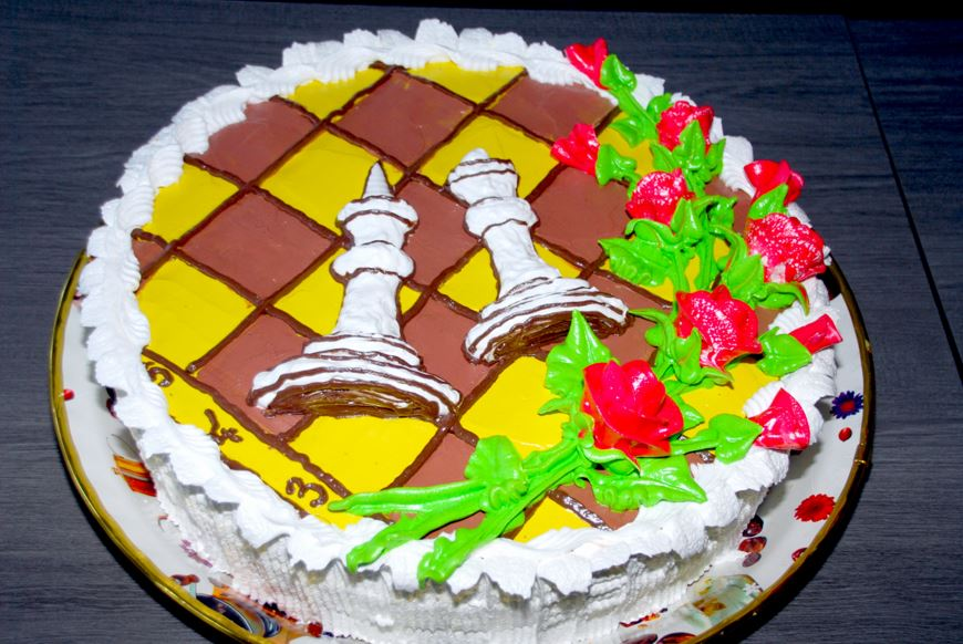 шахи Кубок міського голови 1
