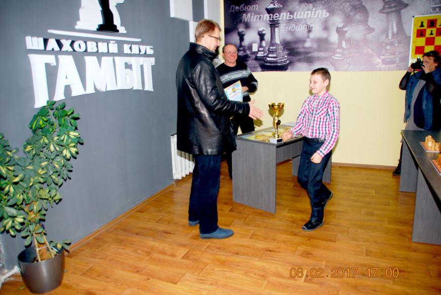 шахи Кубок міського голови 4