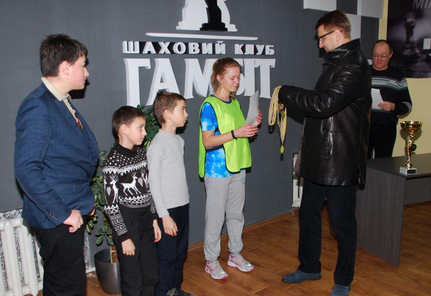 шахи Кубок міського голови 6