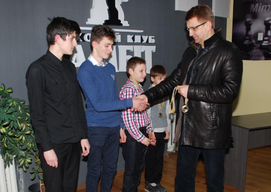 шахи Кубок міського голови 7