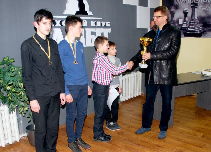 шахи Кубок міського голови 8