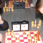 """Гімназія провела черговий шаховий """"Турнір поколінь"""" [ФОТО]"""