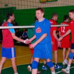 Волейбол: стартувала регулярна першість Золотоноші [ФОТО]