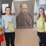 Школярі СШІТ відзначили Шевченківський тиждень [ФОТО]