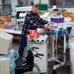 Німецькі партнери Золотоноші надіслали гуманітарний вантаж для дитячого відділення лікарні  [ФОТО]