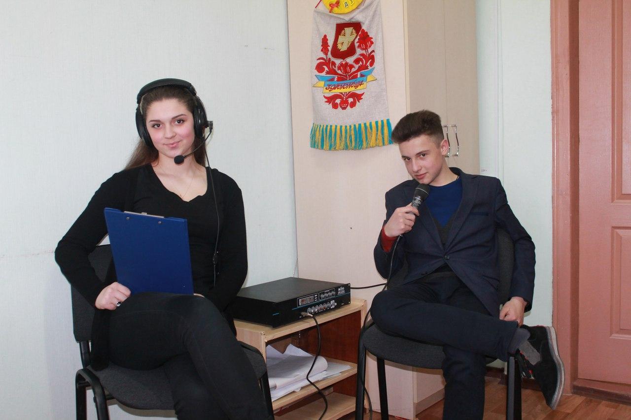 шкільне радіо СШІТ 4