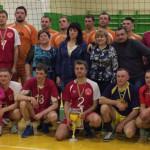 """Волейбол: """"Статус"""" – переможець міської першості [ВІДЕО]"""