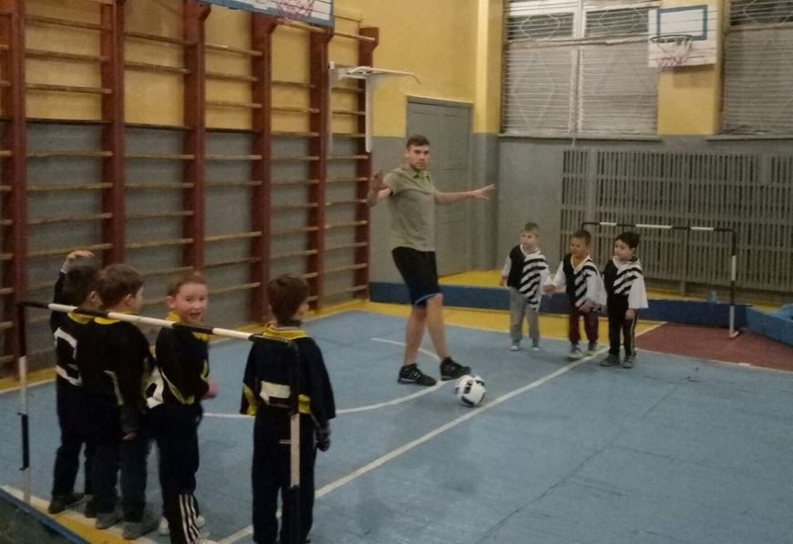 Дитяча футбольна школа Золотоноша 1
