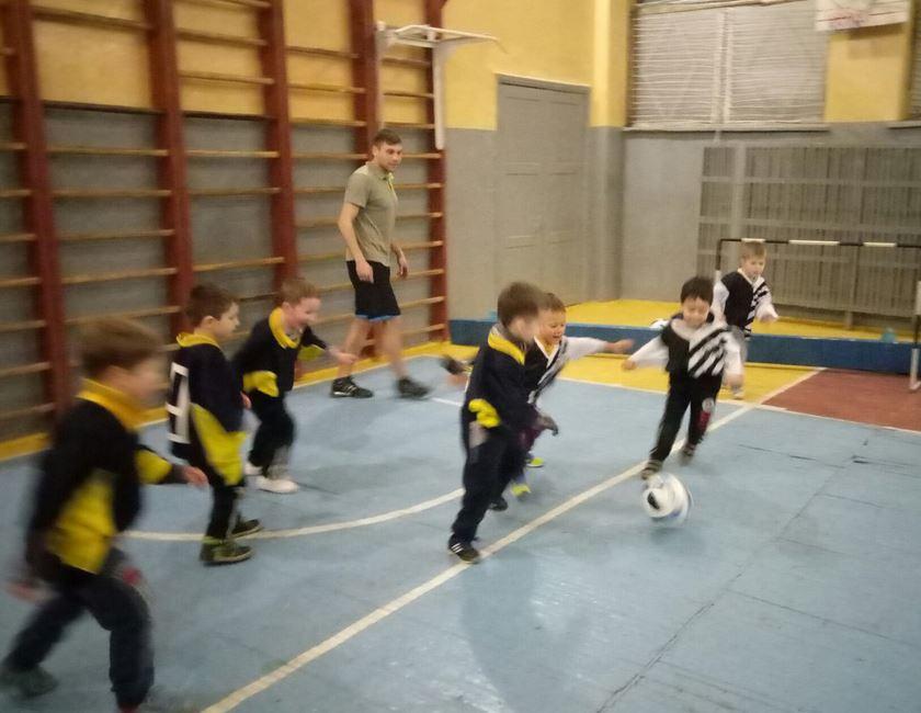 Дитяча футбольна школа Золотоноша 2
