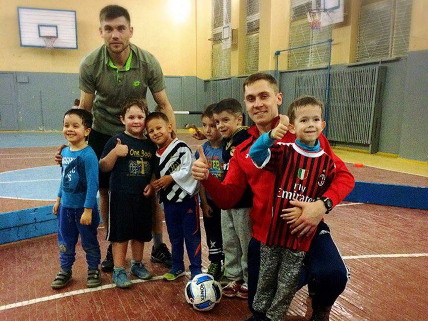 Дитяча футбольна школа Золотоноша 3