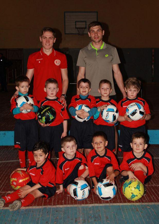 Дитяча футбольна школа Золотоноша 4
