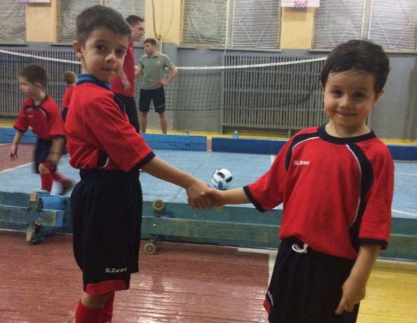 Дитяча футбольна школа Золотоноша 5