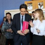 Золотоношу відвідав аташе Посольства Франції [ФОТО]