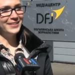 Американські волонтери познайомили молодь із кухнею журналістики [ВІДЕО]