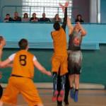 """Баскетбол: """"Легіон"""" та """"Форсаж"""" зіграли перенесені матчі Аматорської ліги [ФОТО]"""