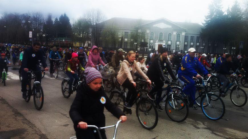 велопробіг єдності 10