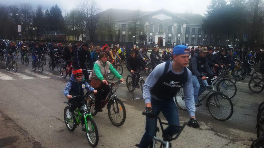 велопробіг єдності 11