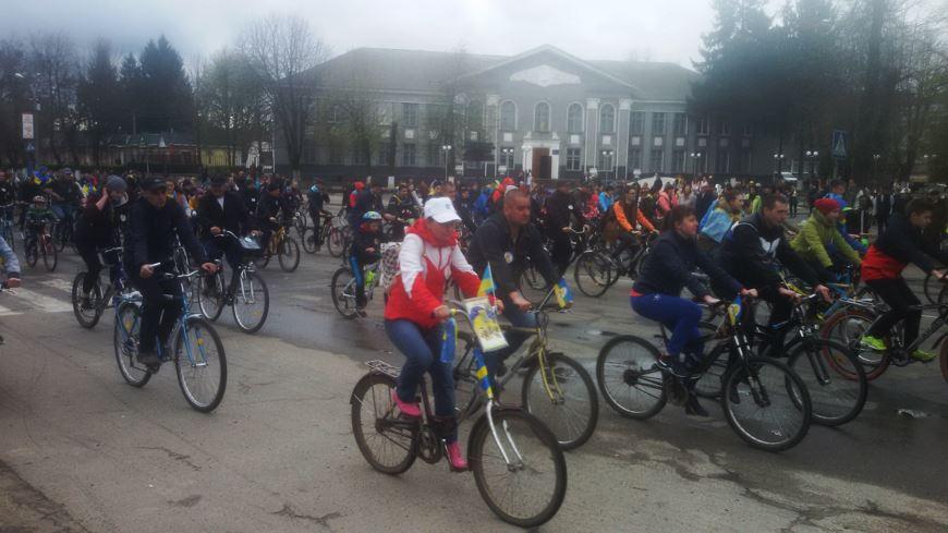 велопробіг єдності 12