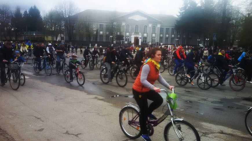 велопробіг єдності 13